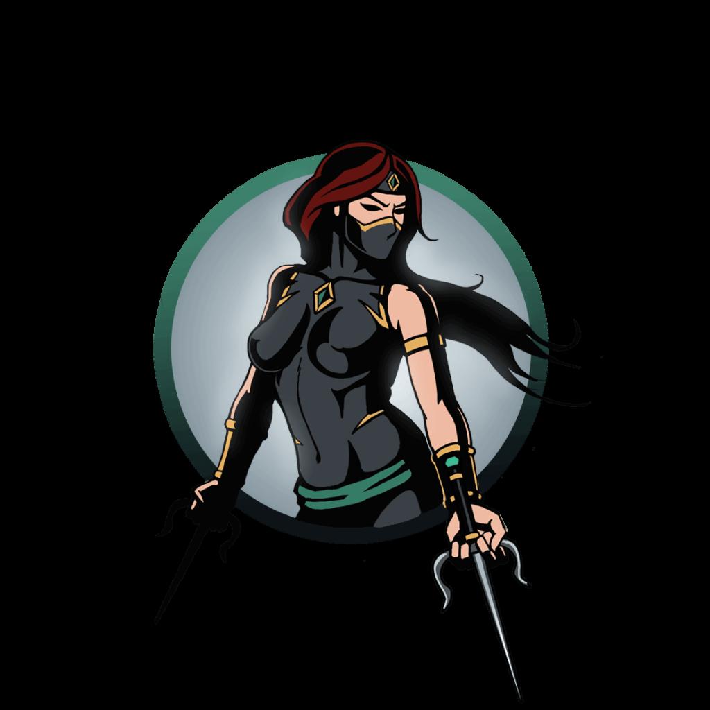 Shadow fight 2 персонажи девушки (9)