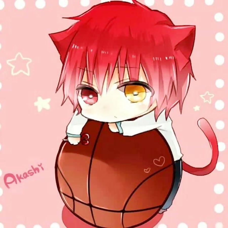 Баскетбол Куроко чибики картинки013