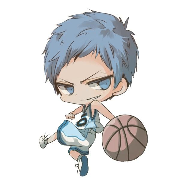 Баскетбол Куроко чибики картинки019