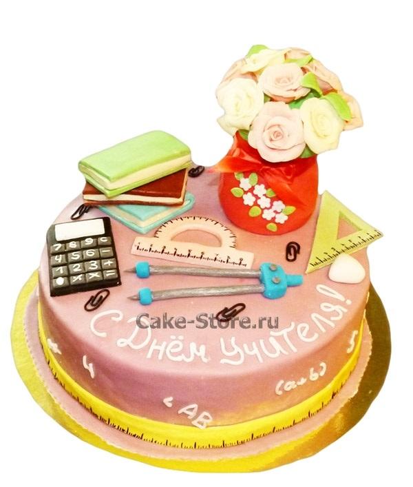 Вкусные фото тортов на день учителя011