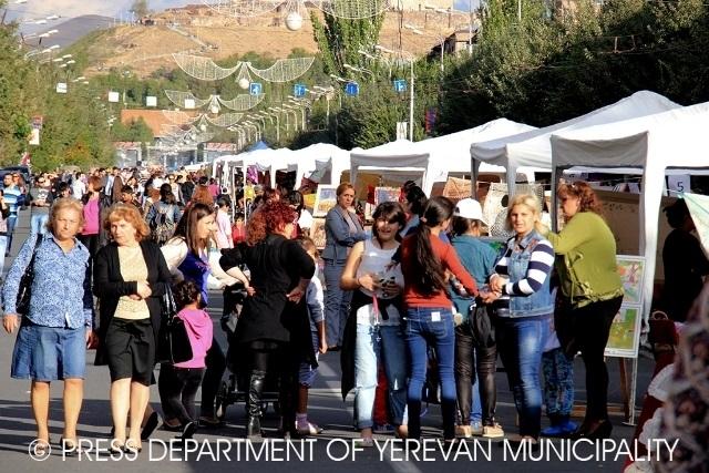 День города Еревана фото и картинки003