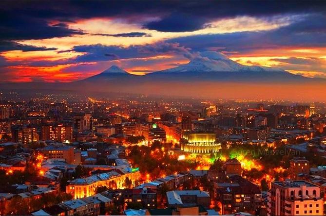 День города Еревана фото и картинки009