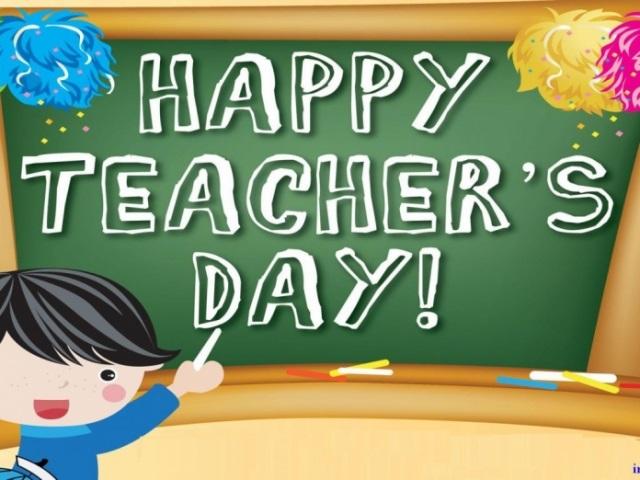 День учителя картинки на английском002