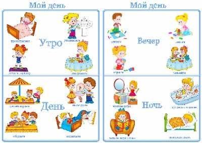 Детский распорядок дня в картинках003