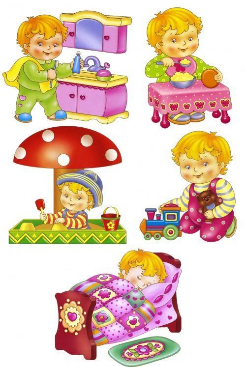 Детский распорядок дня в картинках016