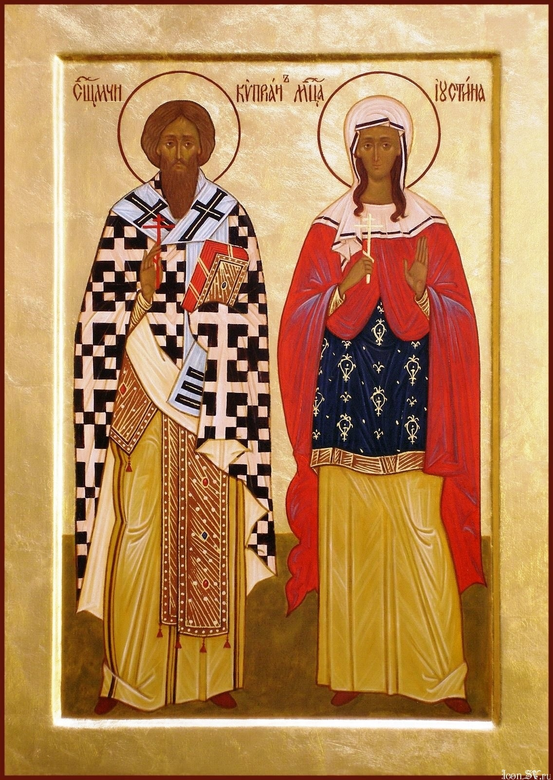 Картинки День памяти священномученика Киприана и святой мученицы Иустины010