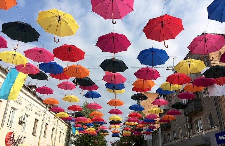 Картинки на День разноцветных зонтов002