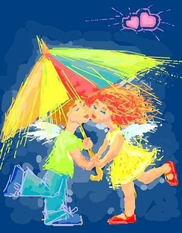 Картинки на День разноцветных зонтов018