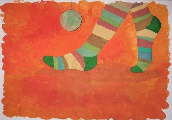 Картинки на праздник День любви к тёплым носкам011