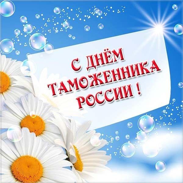 Поздравление с днем таможенника российской видим