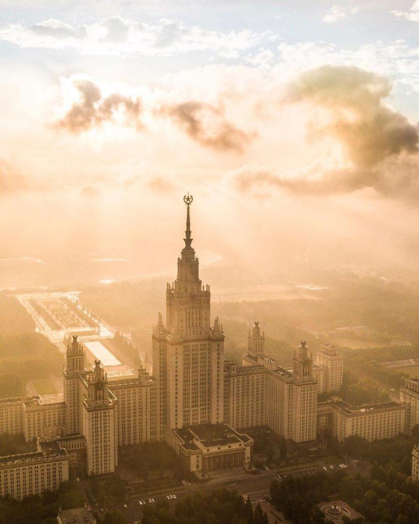Картинки-поздравления с днем города Москвы (20 фото) ⭐ 7zabav ... | 1024x819
