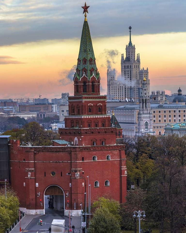 Картинки с Днем города Москва 2019: открытки, поздравления в прозе ... | 960x768