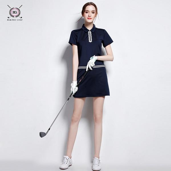 Красивая женская одежда для гольфа фото009
