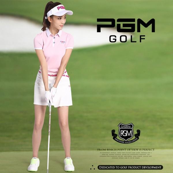 Красивая женская одежда для гольфа фото010