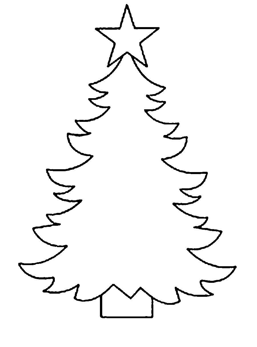 Красивые елки на новый год рисунки (15)