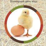 Красивые картинки Всемирный день яйца