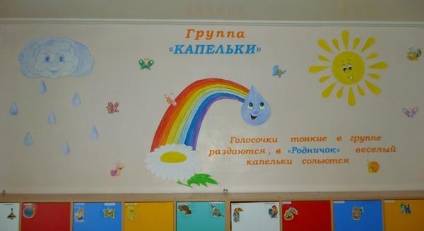 Красивые картинки капельки для детского сада006