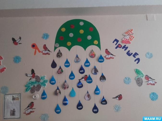 Красивые картинки капельки для детского сада014