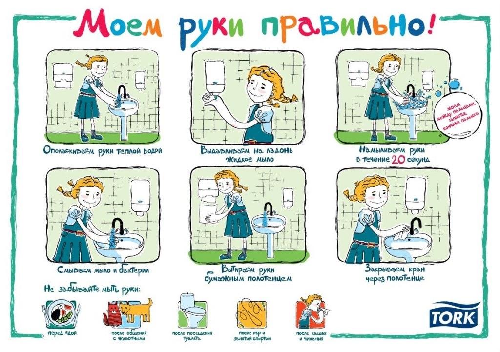 Красивые картинки на Всемирный день мытья рук015