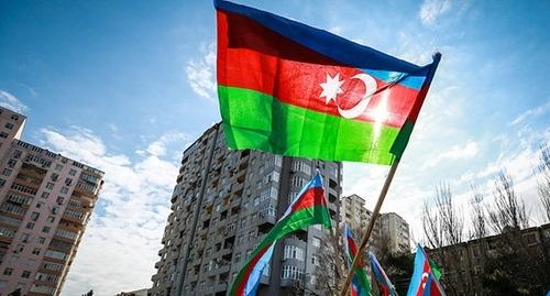 Красивые картинки на День независимости Азербайджан003