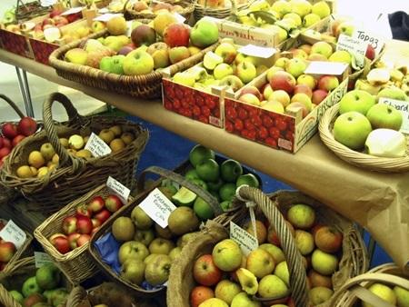 Красивые картинки на День яблока в Англии018