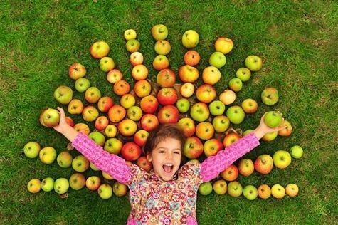 Красивые картинки на День яблока в Англии021