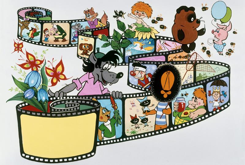 Красивые картинки на Международный день анимации (12)