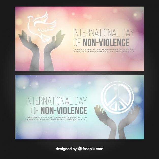 Красивые картинки на Международный день ненасилия020