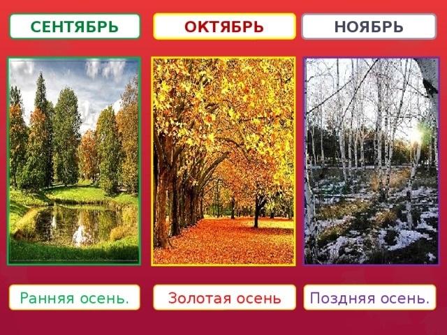 Красивые картинки осени октябрь для детей018