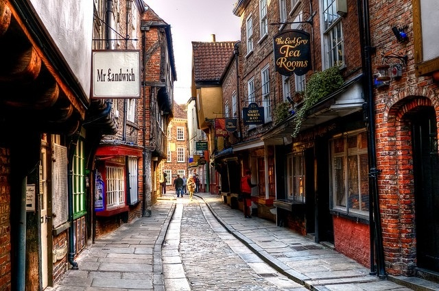 Красивые картинки средневековая Англия001