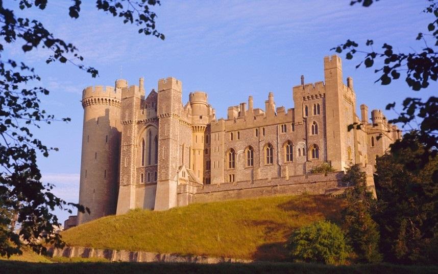 Красивые картинки средневековая Англия002