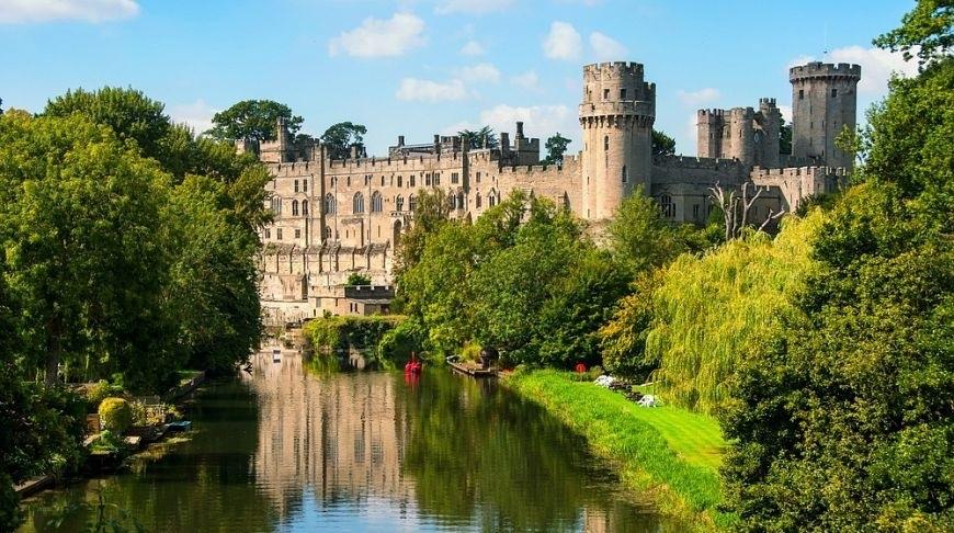 Красивые картинки средневековая Англия005