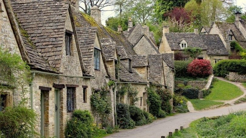 Красивые картинки средневековая Англия009