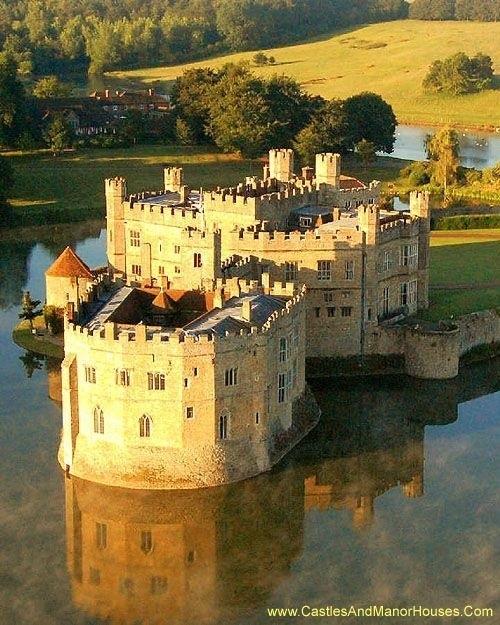Красивые картинки средневековая Англия015