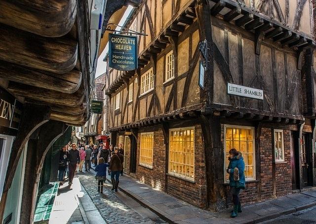 Красивые картинки средневековая Англия020