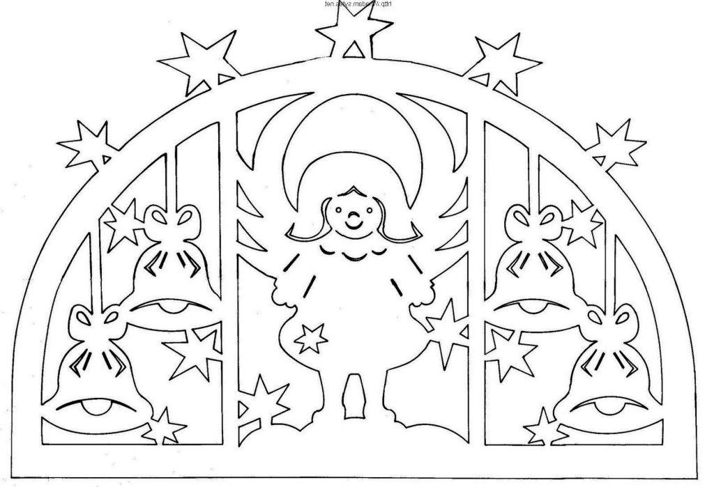 Красивые рисунки на новый год на окно (19)