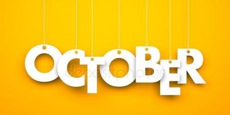 Красивые рисунки октябрь для детей010