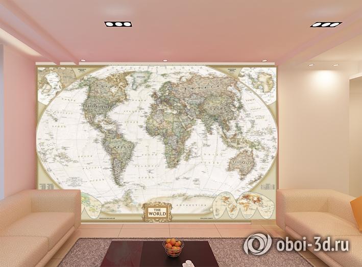 Красивый дизайн карта мира (3)
