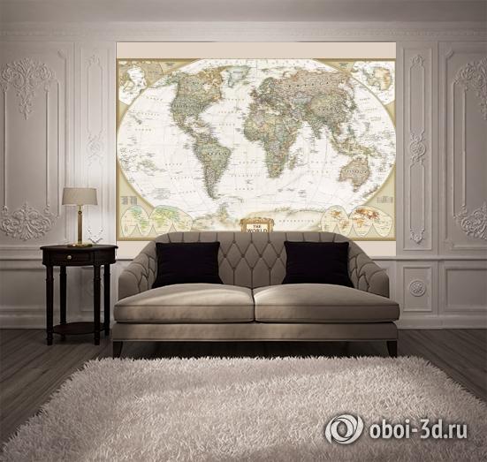 Красивый дизайн карта мира (5)