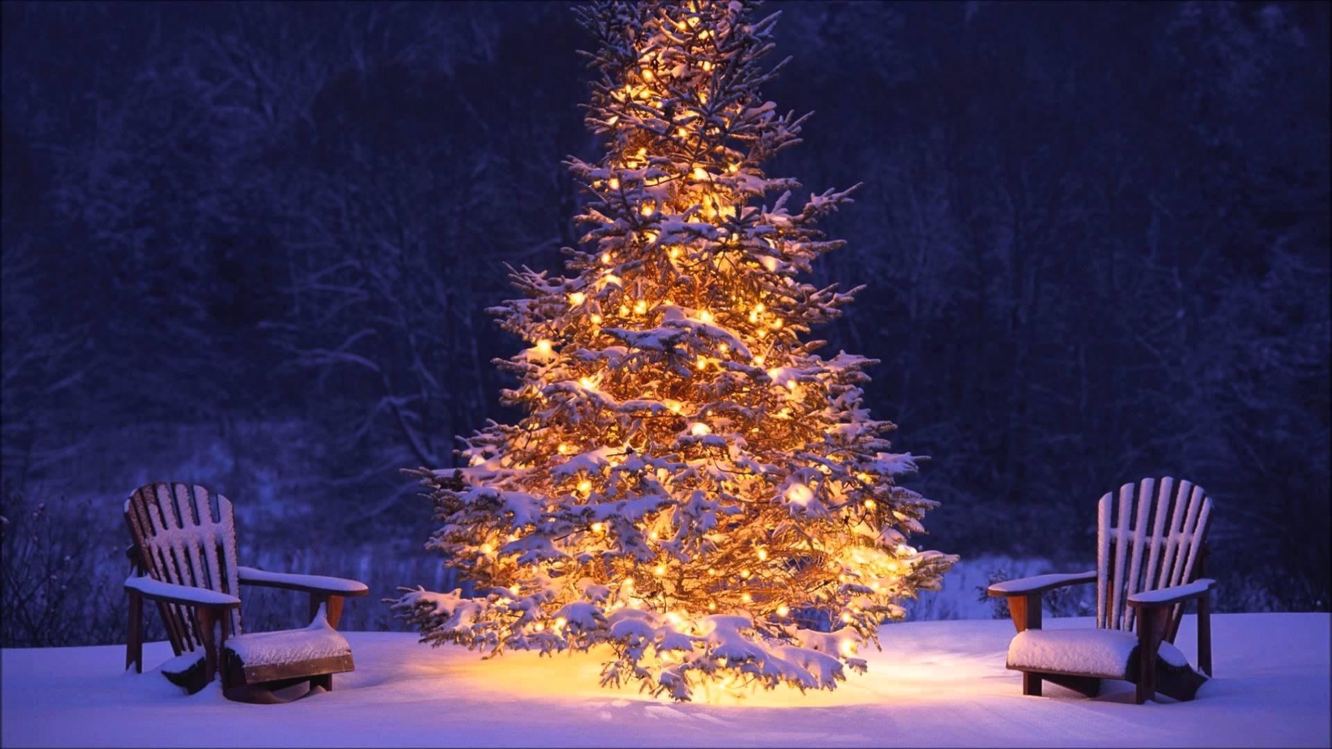 Лучшие обои для рабочего стола Новый год зима (2)