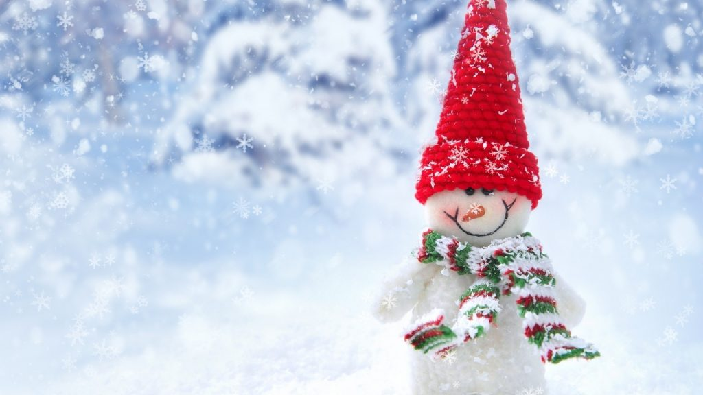 Лучшие обои для рабочего стола Новый год зима (3)