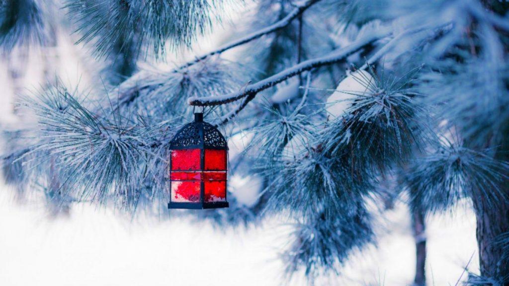 Лучшие обои для рабочего стола Новый год зима (7)