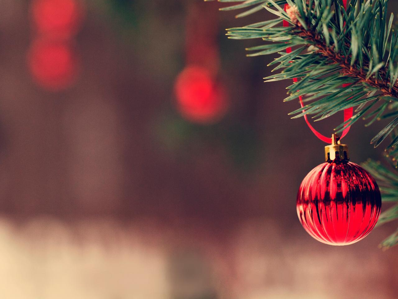 Лучшие обои для рабочего стола Новый год зима (8)