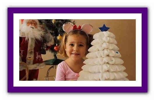 Милая игрушка в детский сад на Новый год - фото идеи016