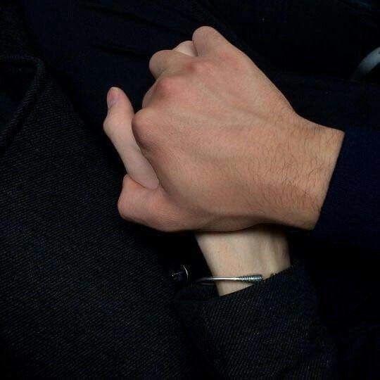 Милые картинки рук пар018