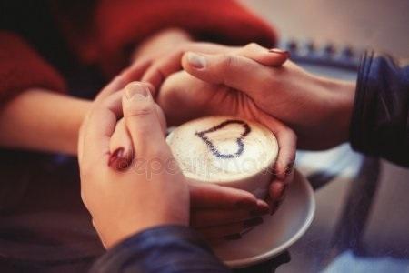Милые картинки рук пар019