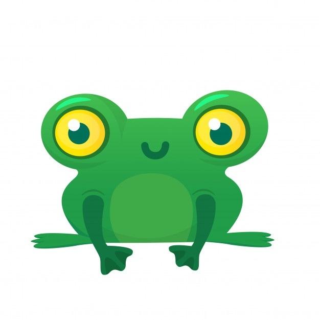 Мультяшная лягушка фото и картинки001