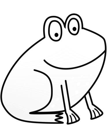 Мультяшная лягушка фото и картинки005
