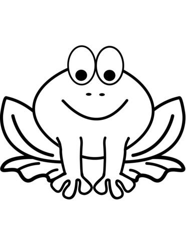 Мультяшная лягушка фото и картинки007