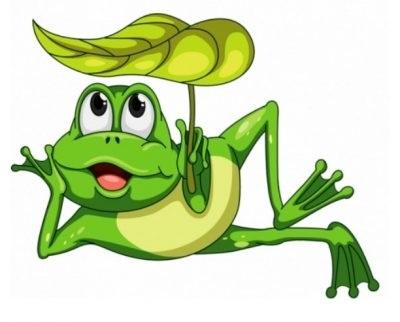 Мультяшная лягушка фото и картинки016